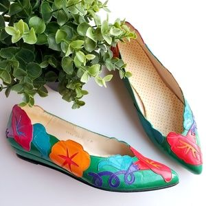 Vintage Paradox By Zalo Shoes